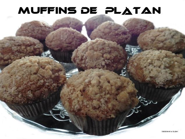 muffins plàtan...