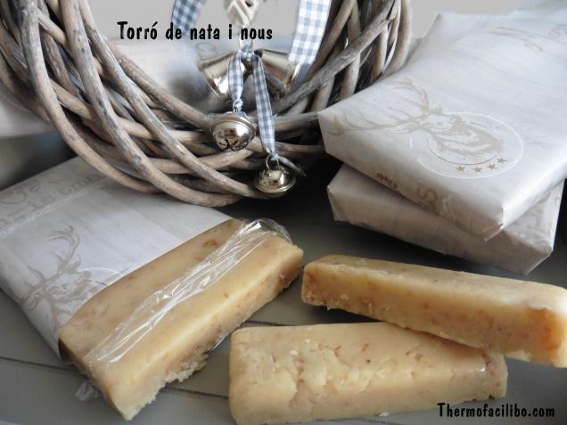 torró de nata nous