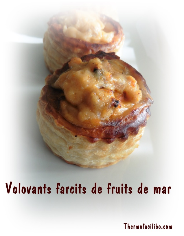 volovans farcits de fruits de mar