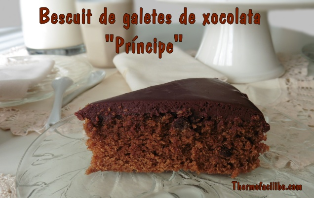 Bescuit de galetes de xocolata príncipe.7