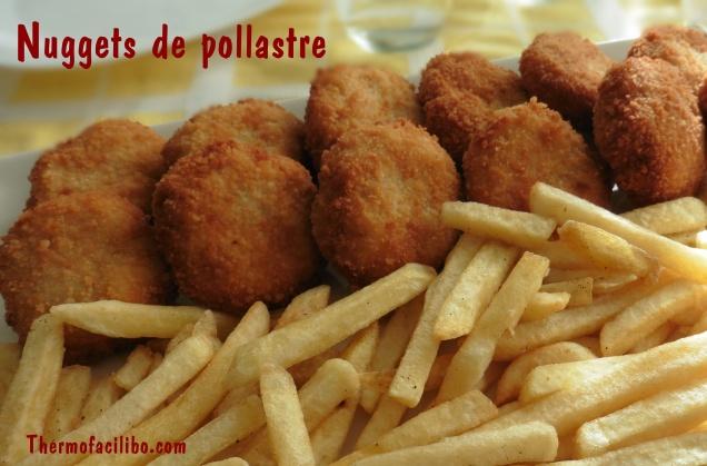 Nuggets de pollastre .