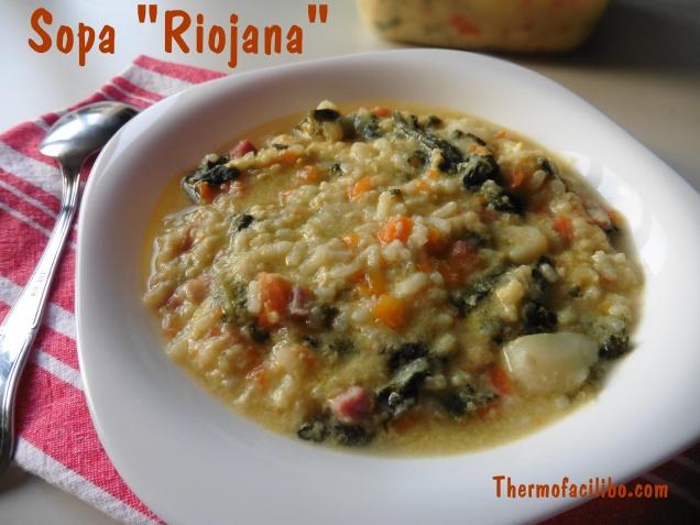 Sopa Riojana