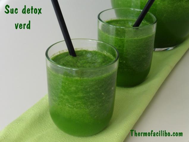 suc detox verd