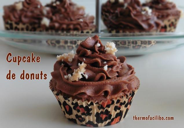 Cupcake donuts 3