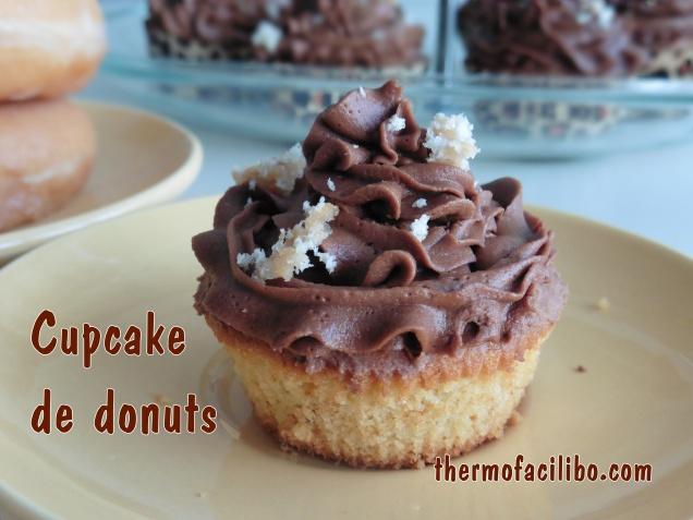 Cupcake donuts 2