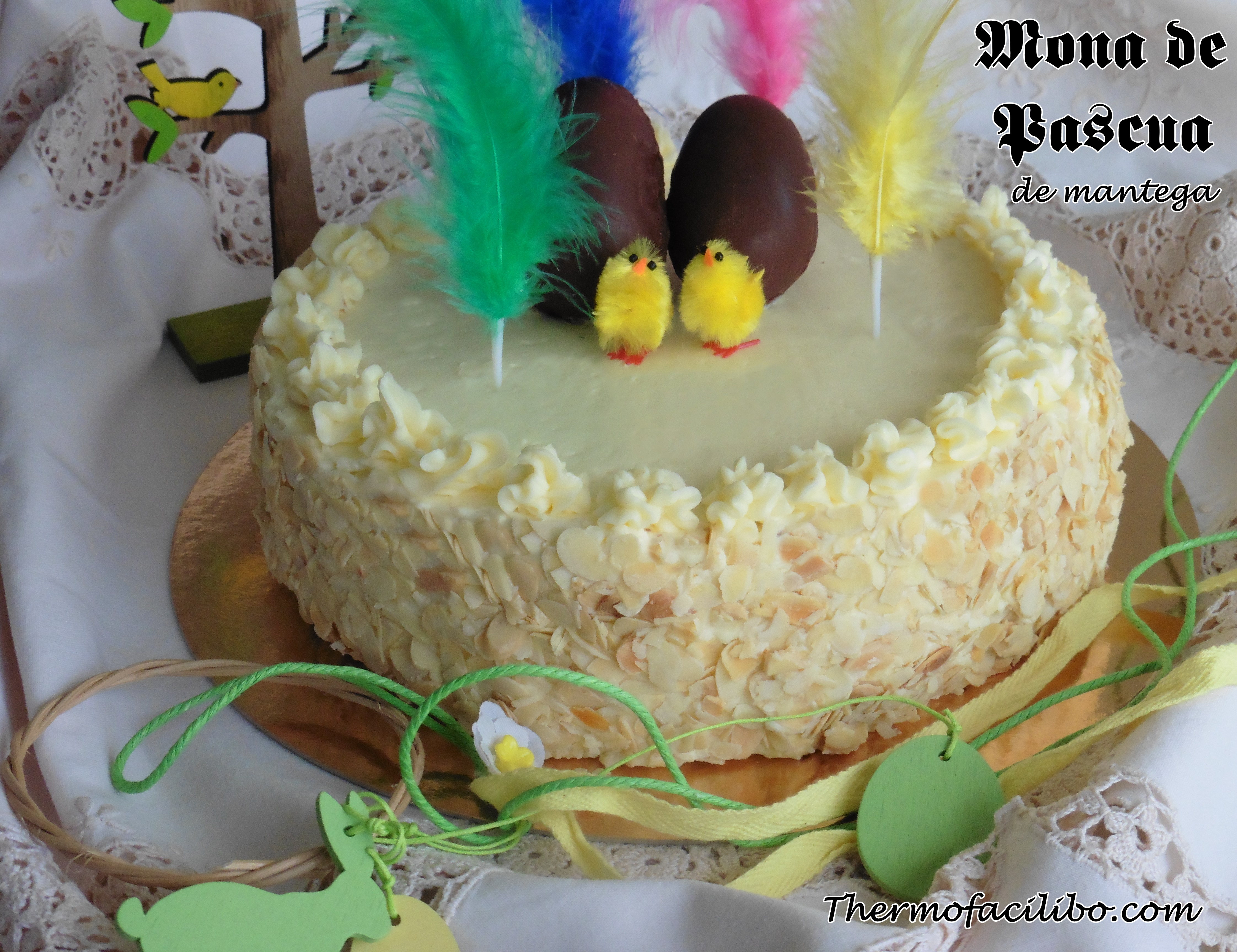 Mona de Pasqua de mantega.2