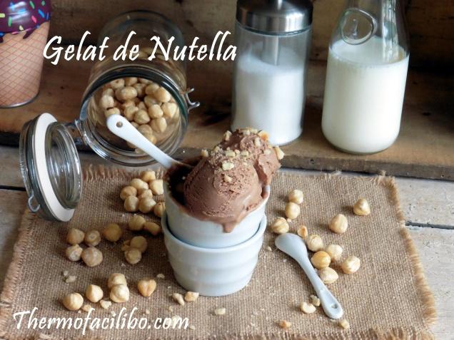 Gelat de Nutella