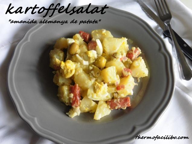 kartoffelsalat amanida alemanya de patata