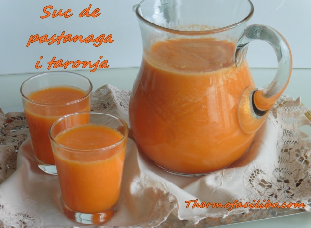 Suc de pastanaga i taronja.1