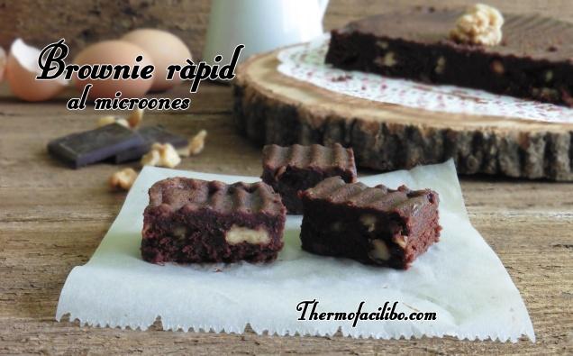 brownie-rapid-al-microones