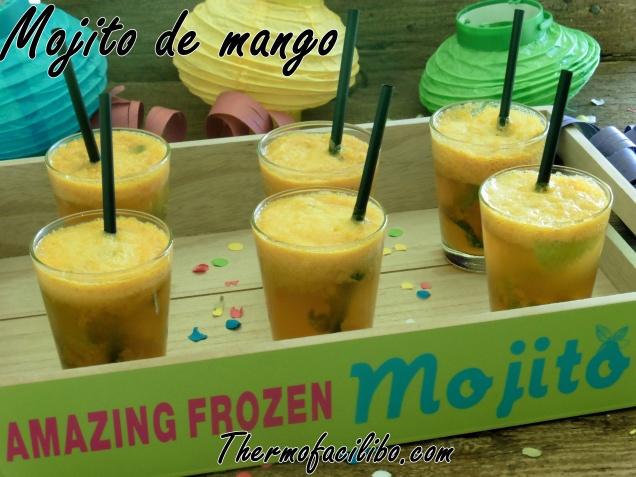 mojito de mango