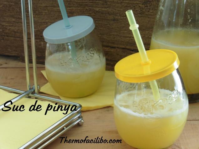Suc de pinya