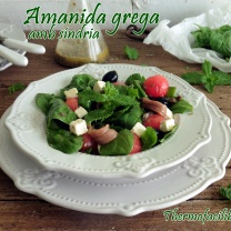 Amanida grega amb síndria