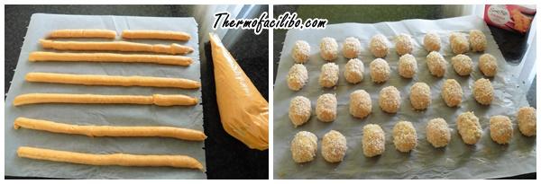 croquetes de sobrassada i formatge prep