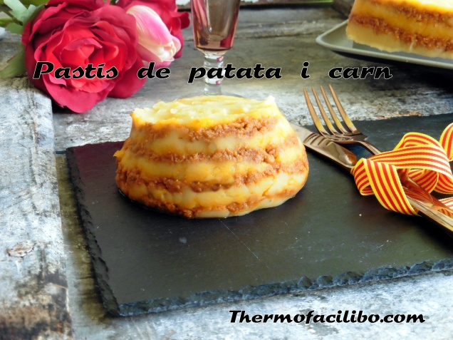 Pastís de patata i carn