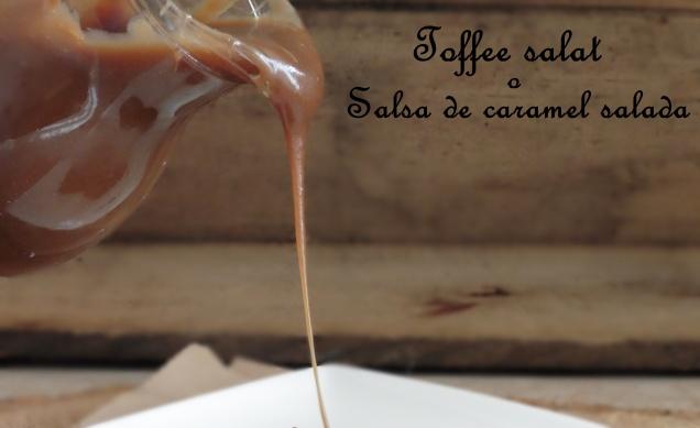 Toffee salat