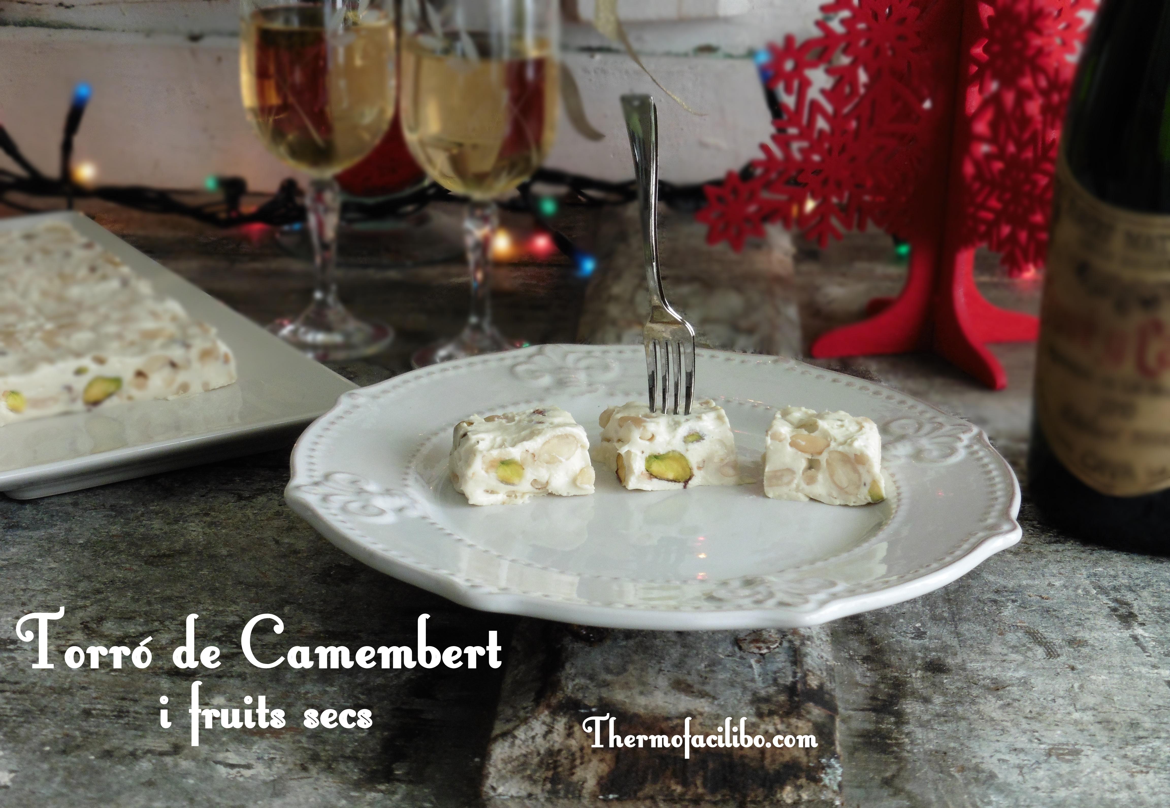 Torró de Camembert