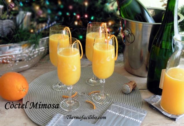 Còctel Mimosa