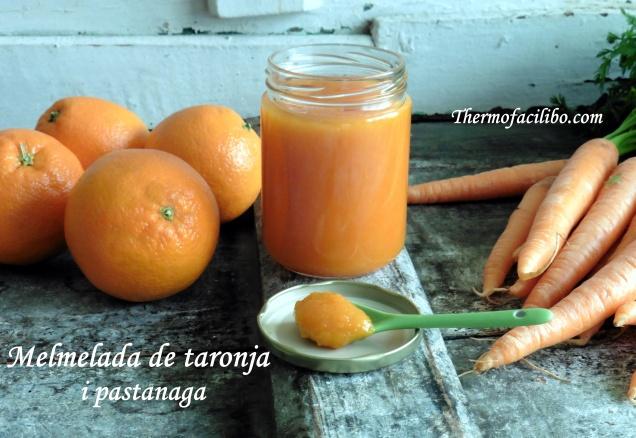 Melmelada de taronja i pastanaga