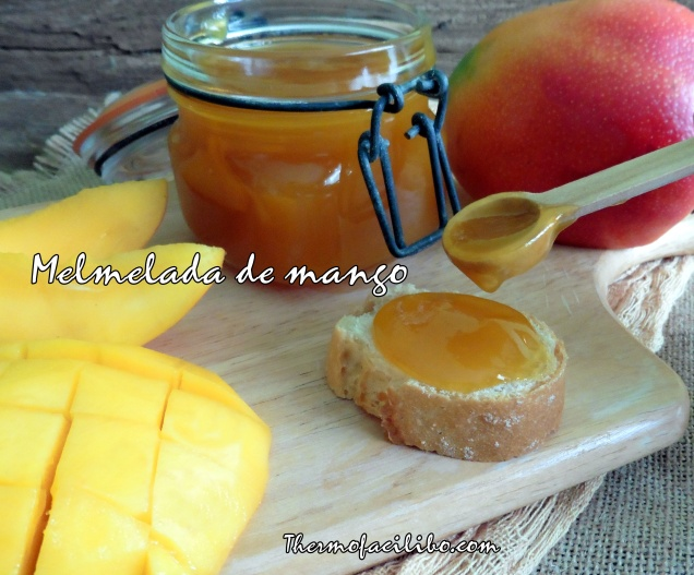 Melmelada de mango++