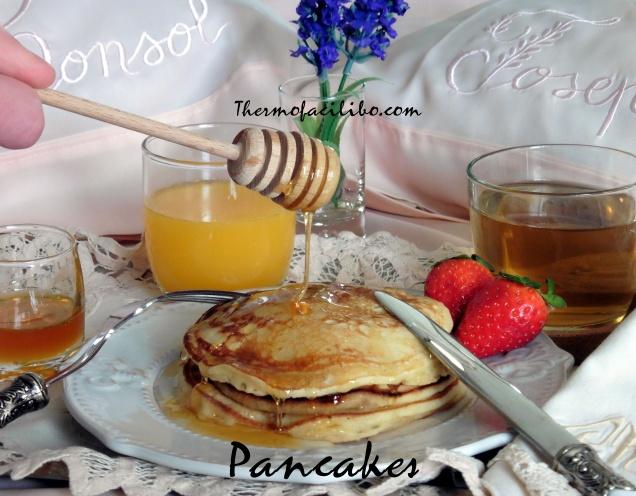 Pancakes.--