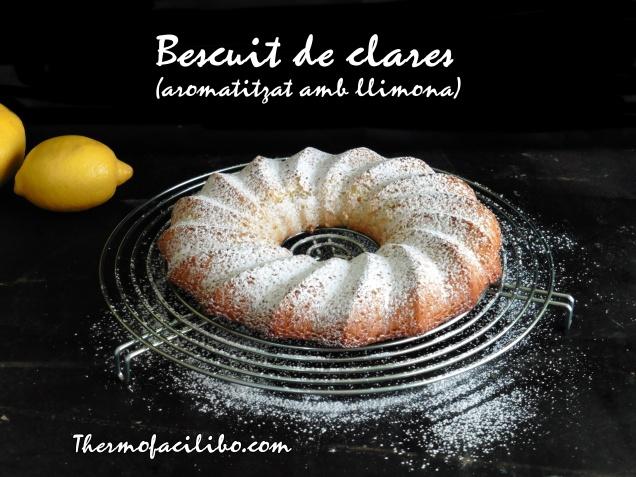 astís de clares (aromatitzat amb llimona)