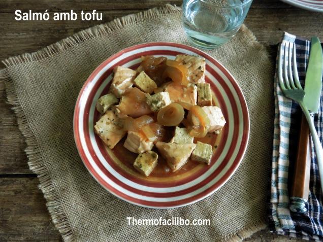 Salmó amb tofu.1