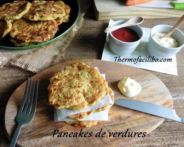 pancakes de verdures.1