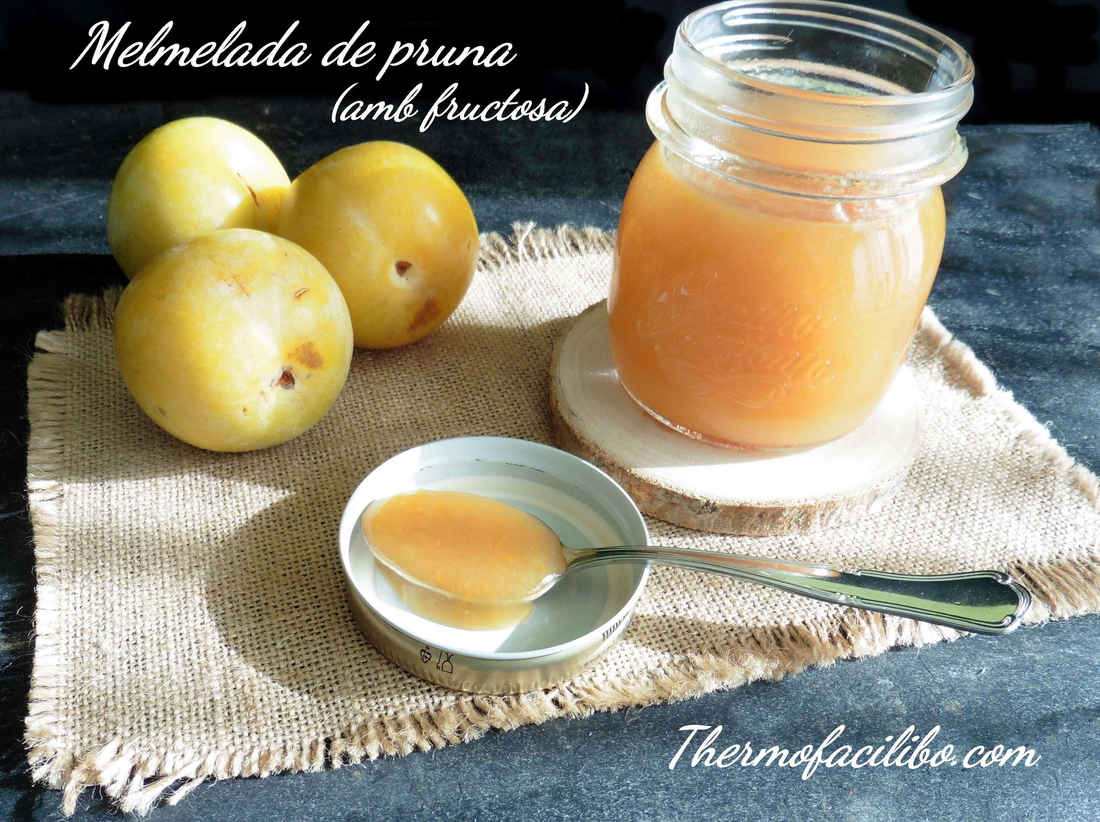 Melmelada de pruna amb fructosa.1