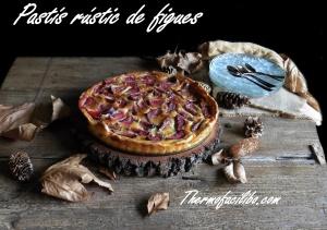 Pastís rústic de figues1+