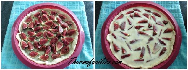 pastis rustic de figues prep