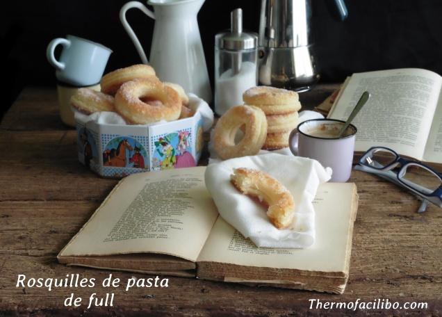 Rosquilles de pasta de full.1