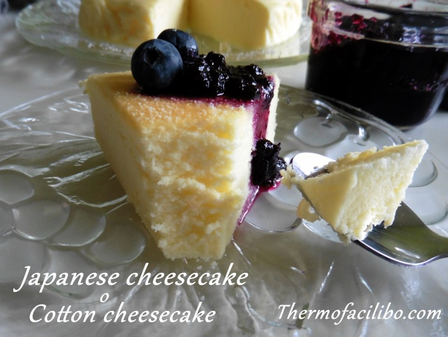 Japanese cheesecake.4