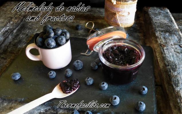 Melmelada de nabius amb fructosa