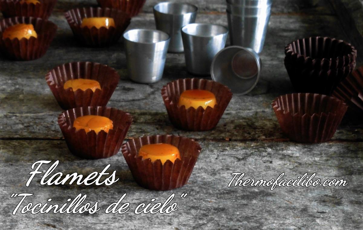 """Flamets """"Tocinillos de cielo"""""""