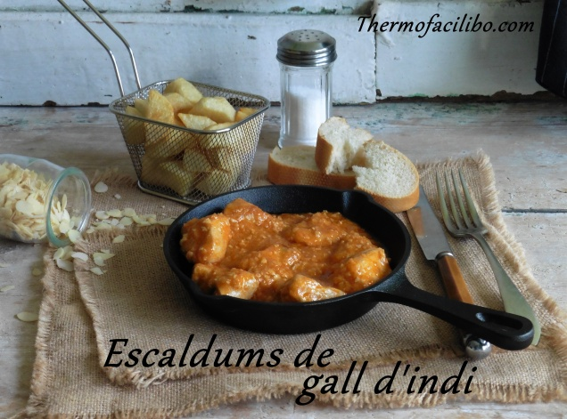 Escaldums de gall d'indi