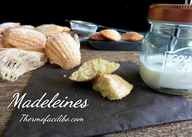 Madeleines.+