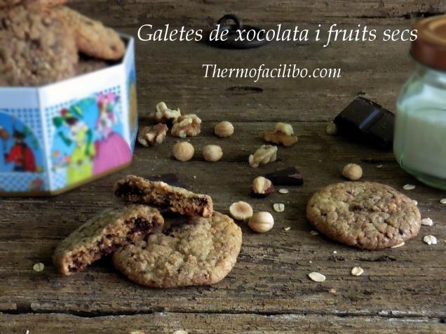 Galetes de xocolata i fruits secs.1