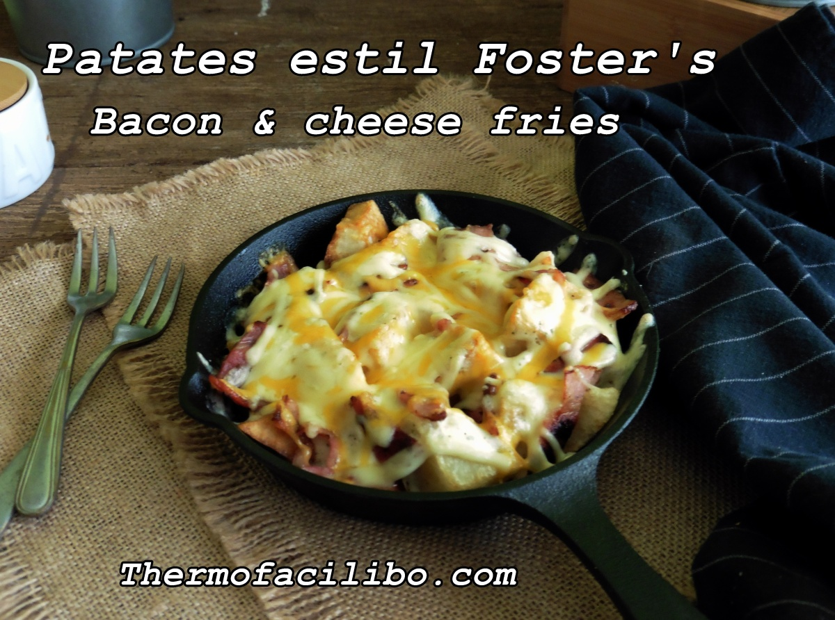Patates estil Foster's
