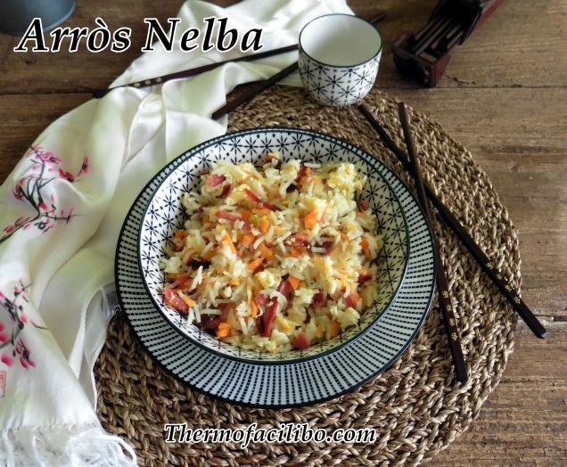 Arròs Nelba (arròs asiàtic)