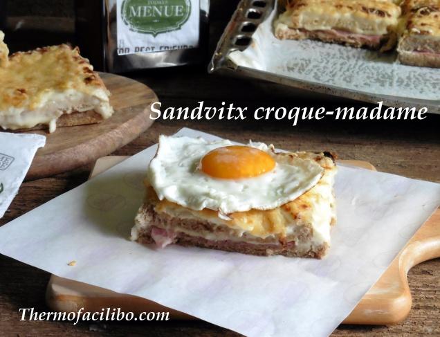 Sandvitx croque-madame